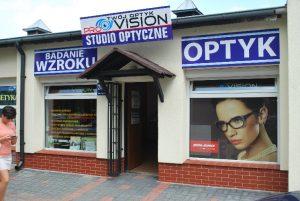 Studio Optyczne Bydgoszcz Szwederowo