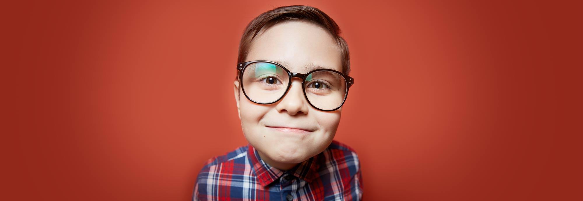 Okulary dla dzieci